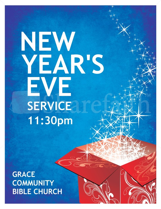 Year New Church New Bulletin Year Covers