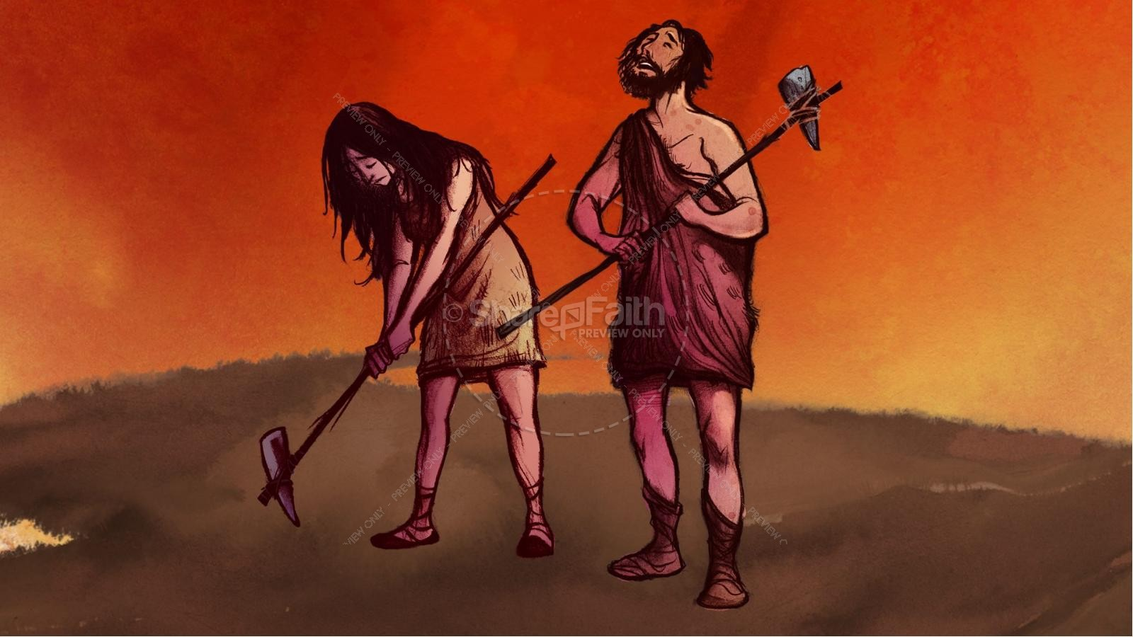 Temptation Adam And Eve Story