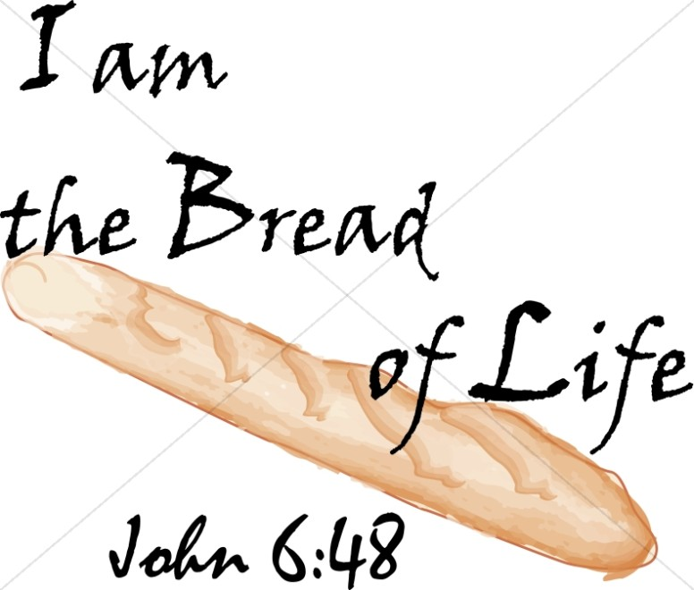 Word Became Flesh Clip Art