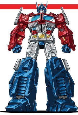 Optimus Prime Idw Hasbro Wiki