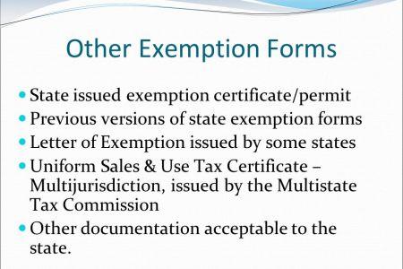 Free Resume 2018 » uniform sales use tax certificate ...
