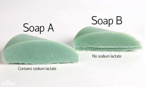 Sodium Soap Used Making