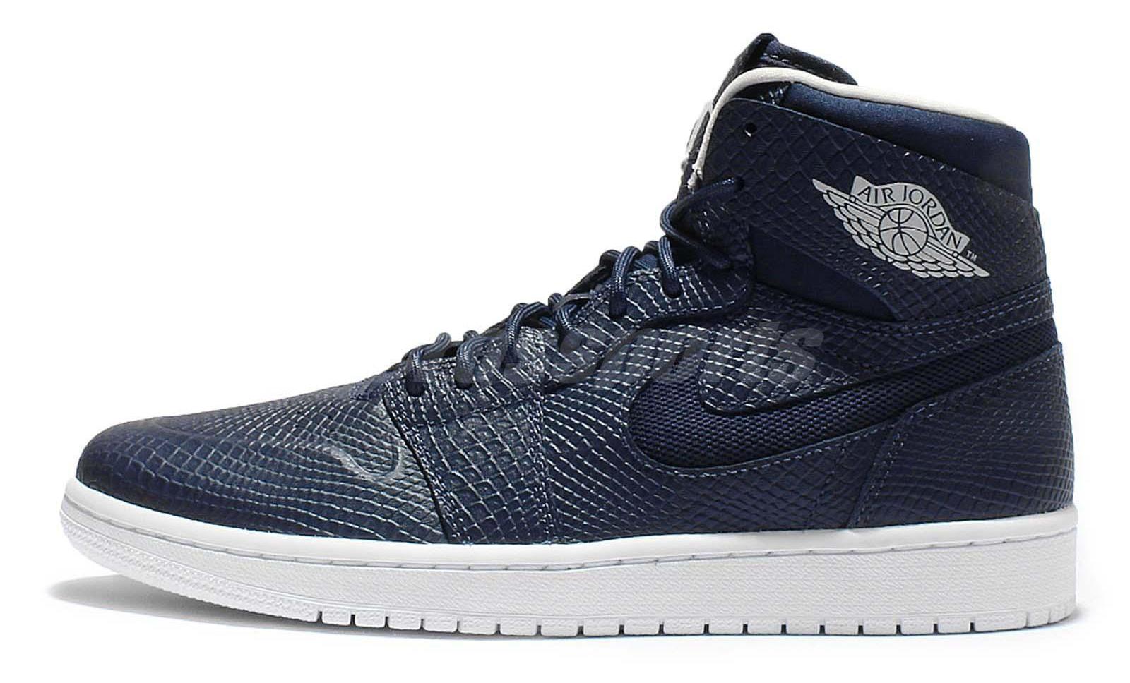 Dark Blue Basketball Shoes