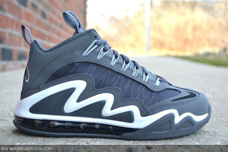 Nike Air Max 360 Diamond Griff Dark Grey Sole Collector