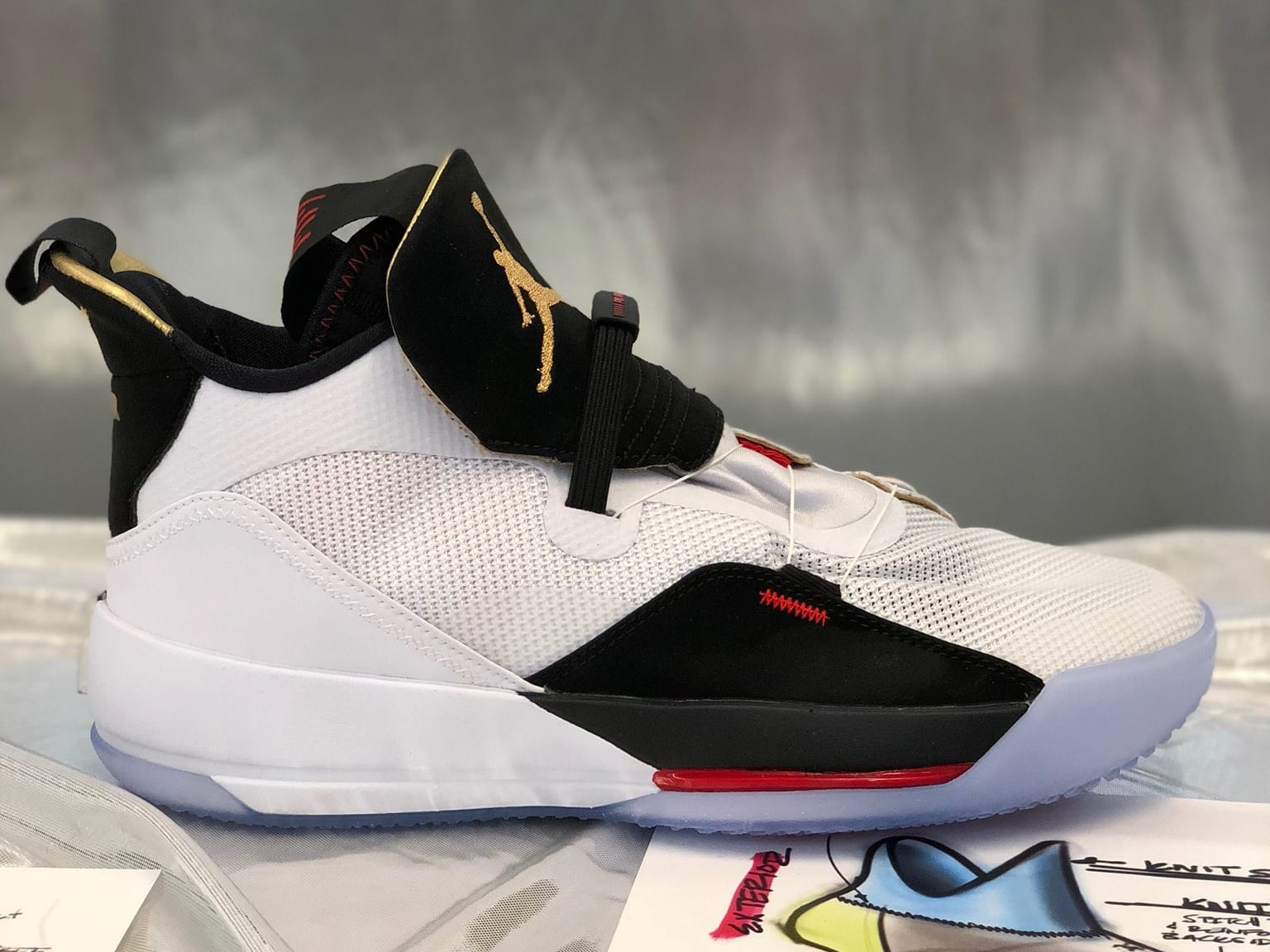 Air Jordan 33 XXXIII Release Date   Sole Collector Future of Flight