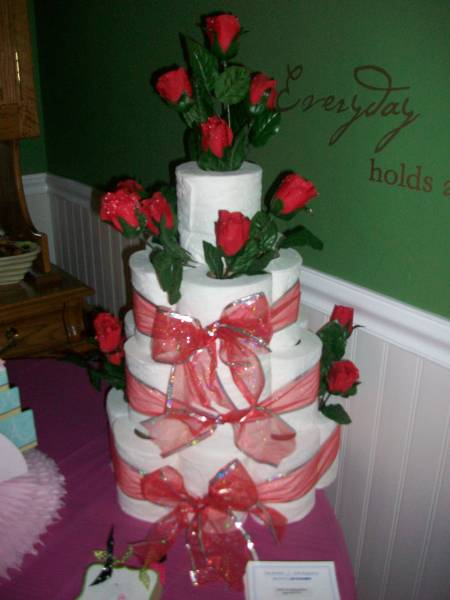 Bridal Shower Paper