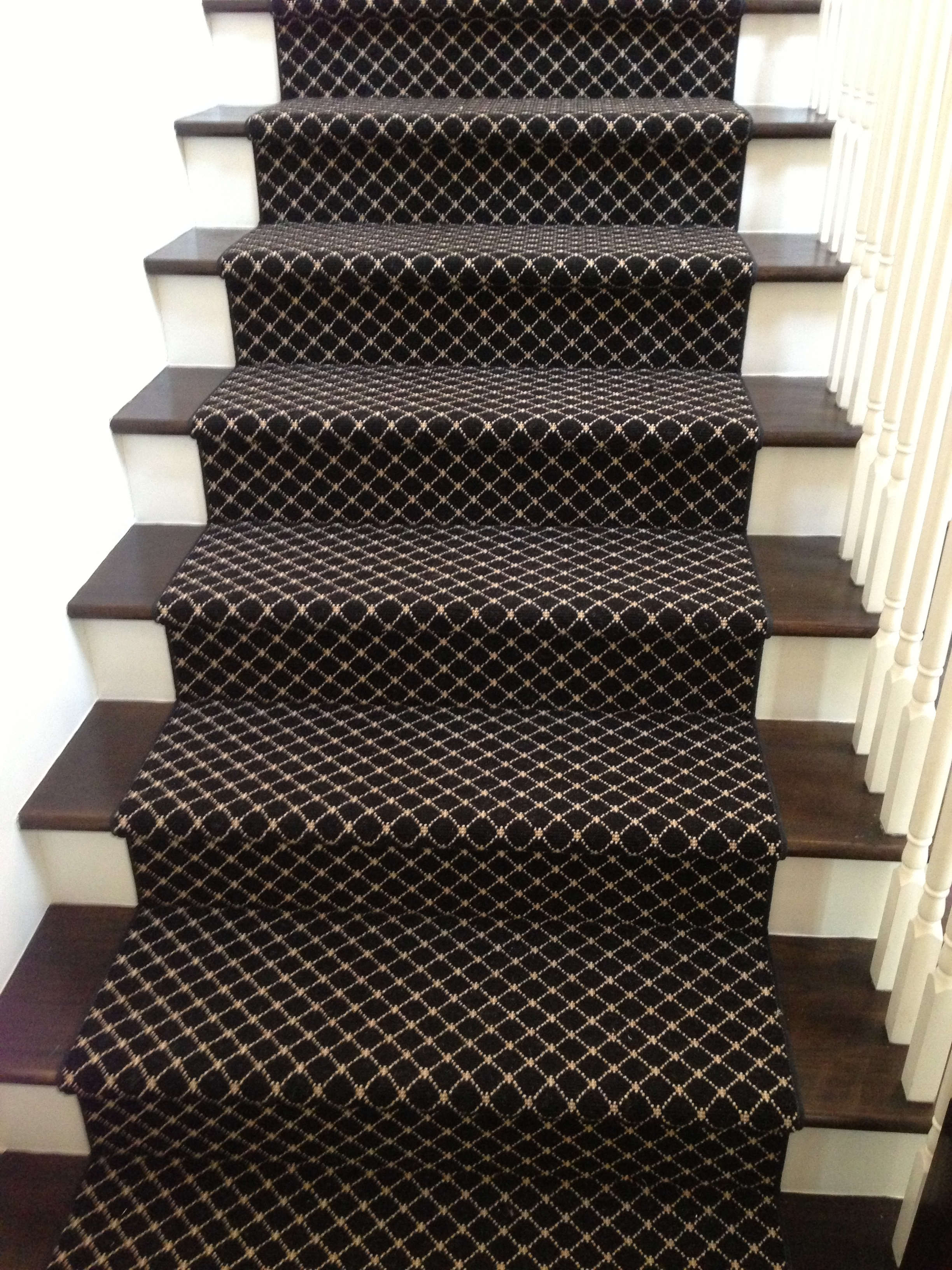 Should I Carpet My Stairs With The Same Carpet I Use Upstairs | Low Pile Carpet For Stairs | Wool | Carpet Wrapped | Hallway | Bedroom | High End
