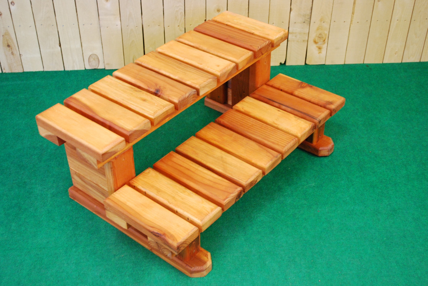 Deck Stair — The Redwood Store | Ready Made Wooden Steps | Stair Treads | Staircase | Deck Stairs | Composite | Stair Stringer