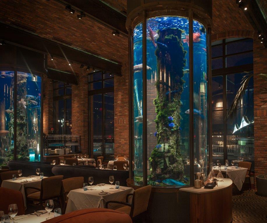 Seafood Restaurant Embarcadero San Francisco California