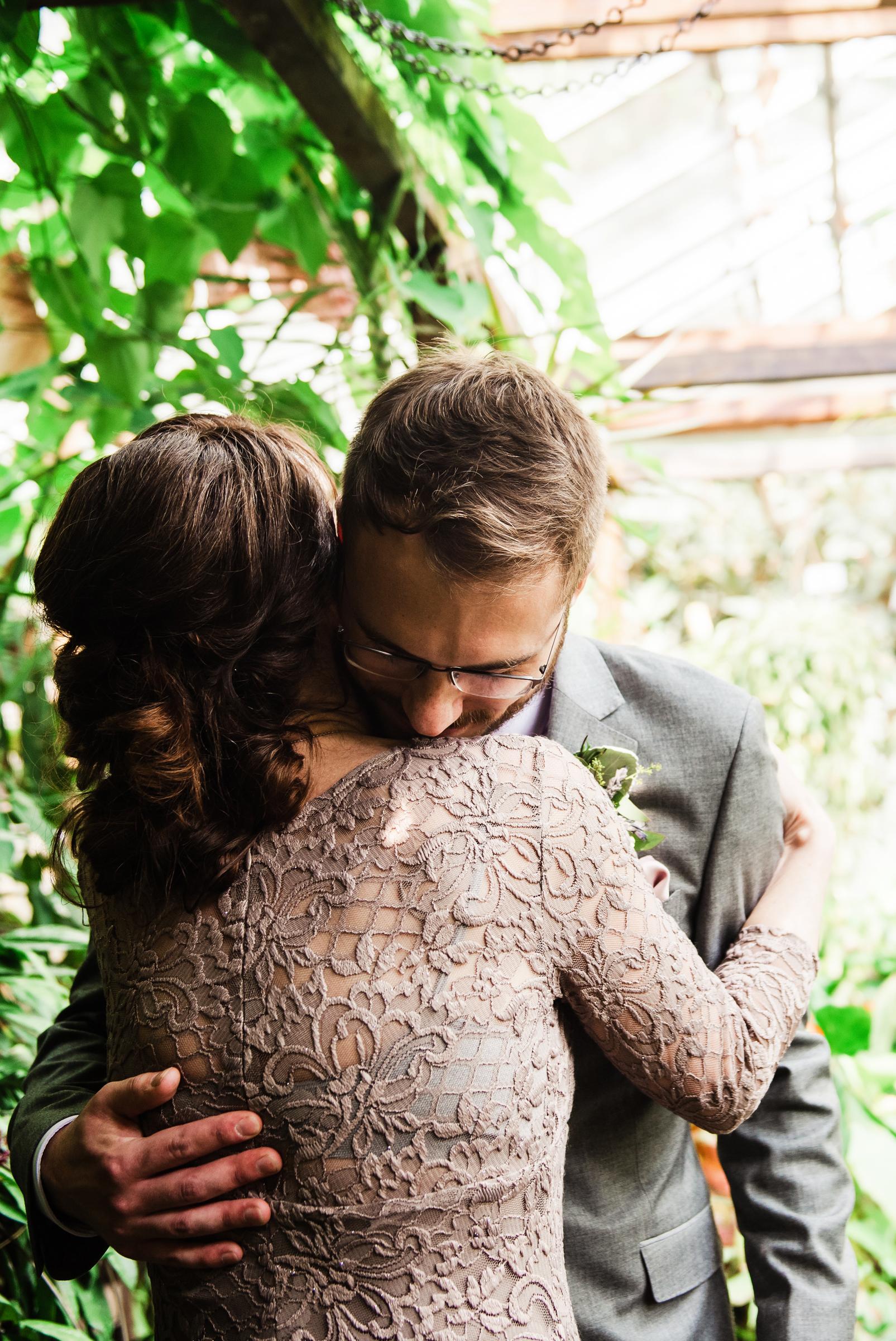 Conservatory Lamberton Wedding