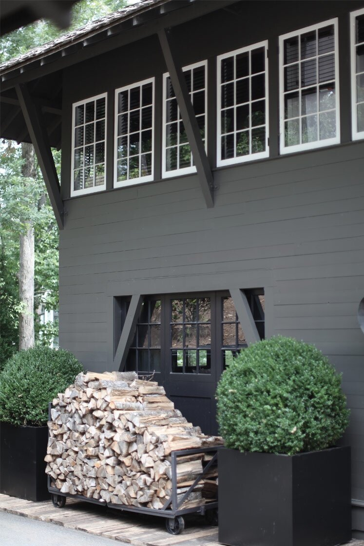 Dark Exterior Color Trend Why We Love It Studio Mcgee