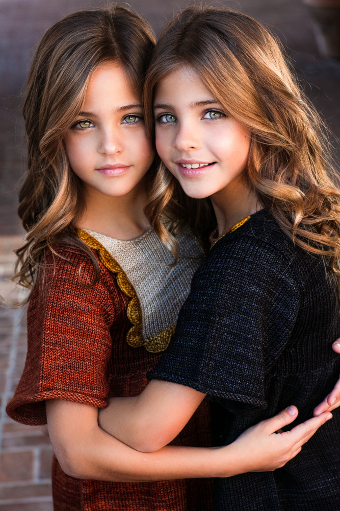 DOUBLE TAKE: THE MOST BEAUTIFUL TWINS IN THE WORLD — GOD ...