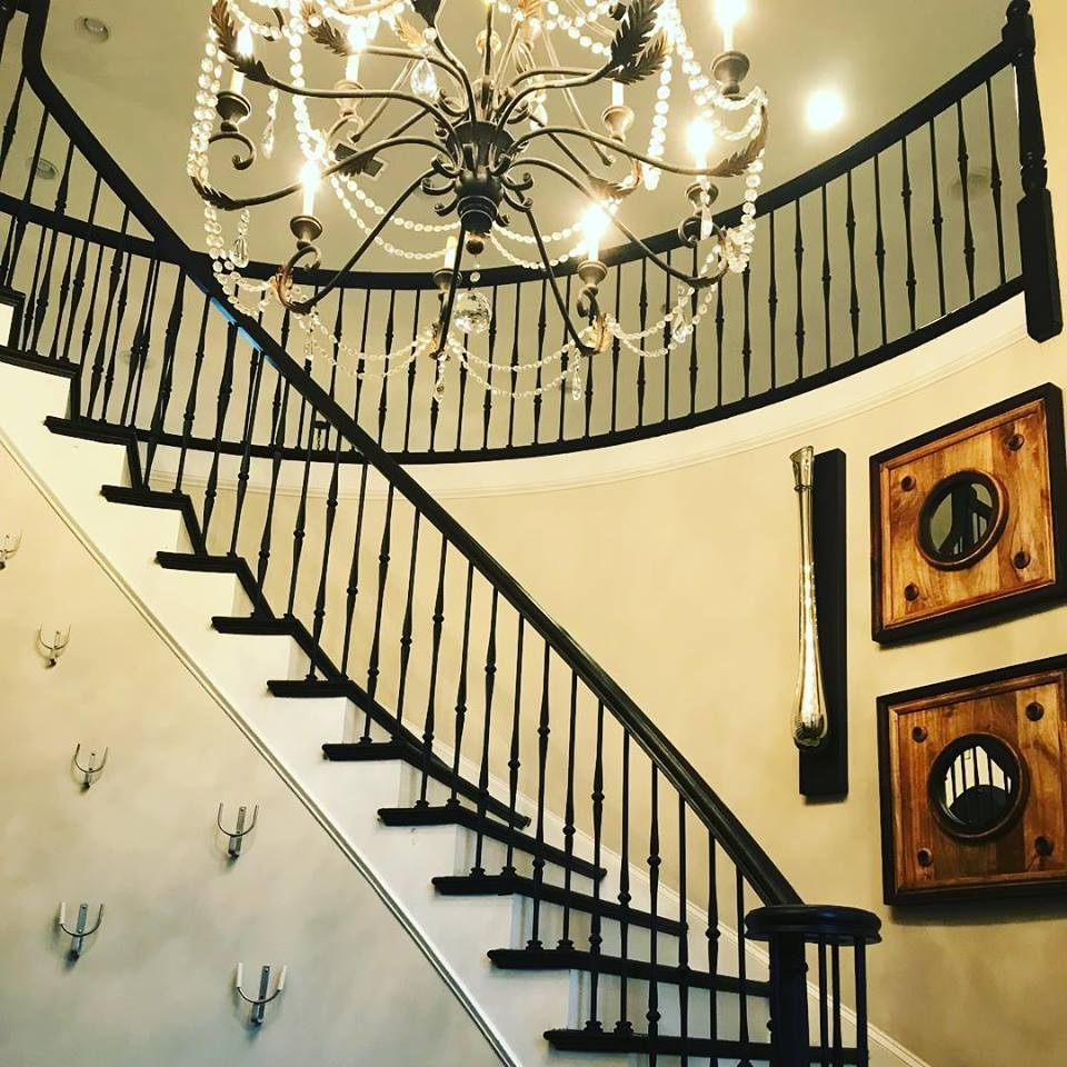 Master Fabrication — Wrought Iron Staircase Design Center | Wrought Iron Baluster Designs | Rot Iron Staircase | Rod Iron | Metal Rail | Stair Railing | Replacement