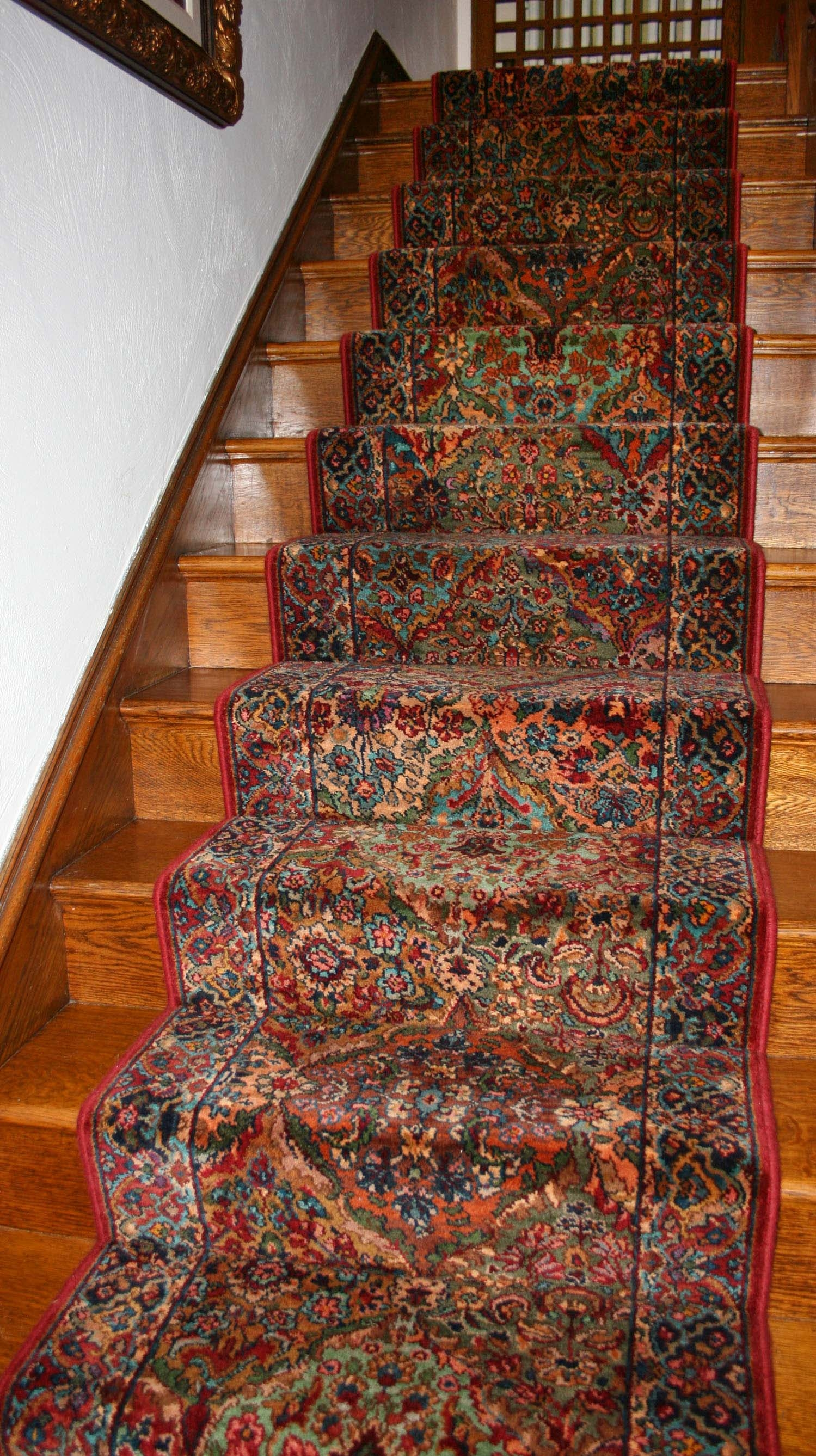 Gallery Of Our Carpet And Rug Jobs — Lang Carpet | Custom Carpet Runners For Stairs | Wood | Carpet Workroom | Charlotte Nc | Area Rugs | Hallway Carpet