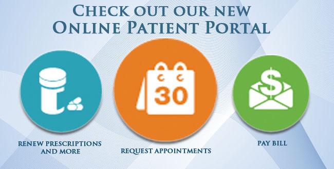 patient online portal - 650×330