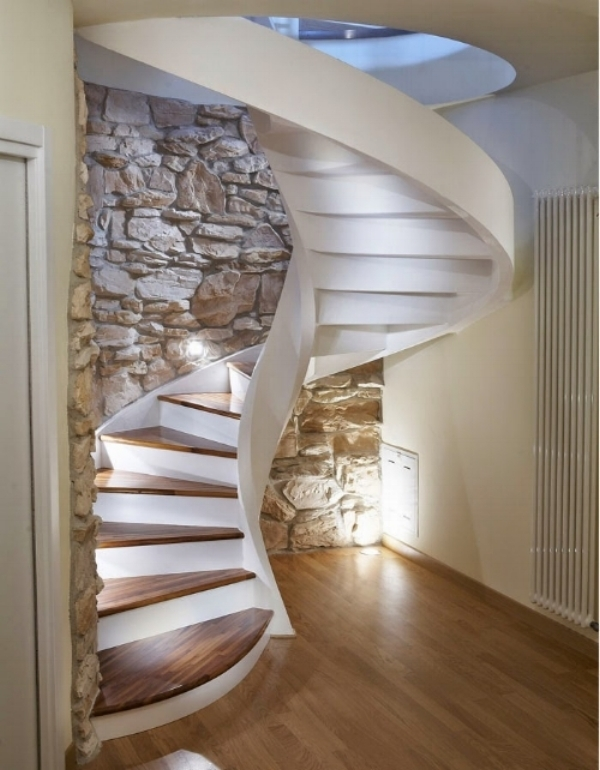 Stair Design Trends And Ideas Custom Spaces | Ladder Design For Small House | Small Cabin | Inexpensive | Elegant | Easy | Retractable