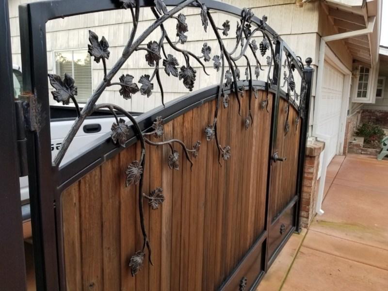 Irish Iron Best Sacramento Ironworks Metal Gates | Iron Handrails Near Me | Iron Balusters | Gates | Fence | Stair Parts | Iron Stair Railings