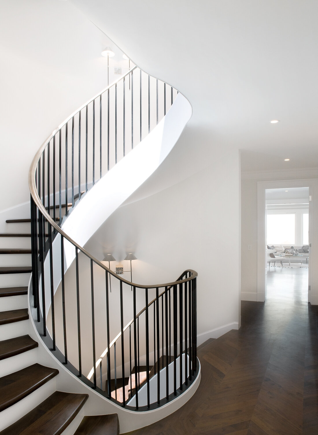 Gallery — Turner Taylor Metal Works | Pacific Stairs And Railings | Architecture | Wire Mesh | Cad | Casey Brown | Modern Staircase