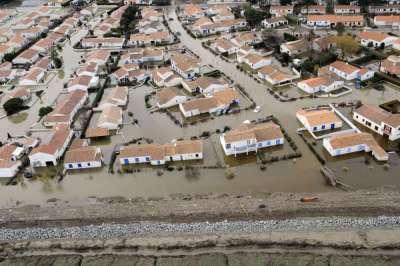 Xynthia: les images choc des ravages de la tempête à La ...