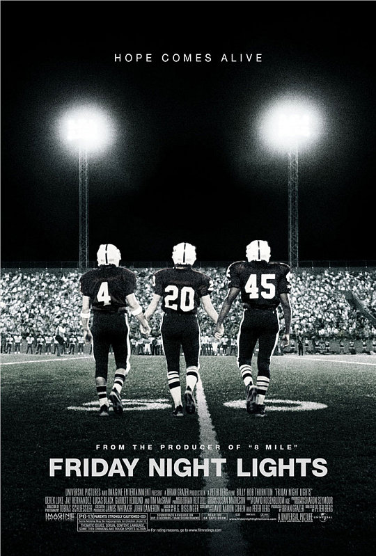 Odessa Texas Friday Night Lights