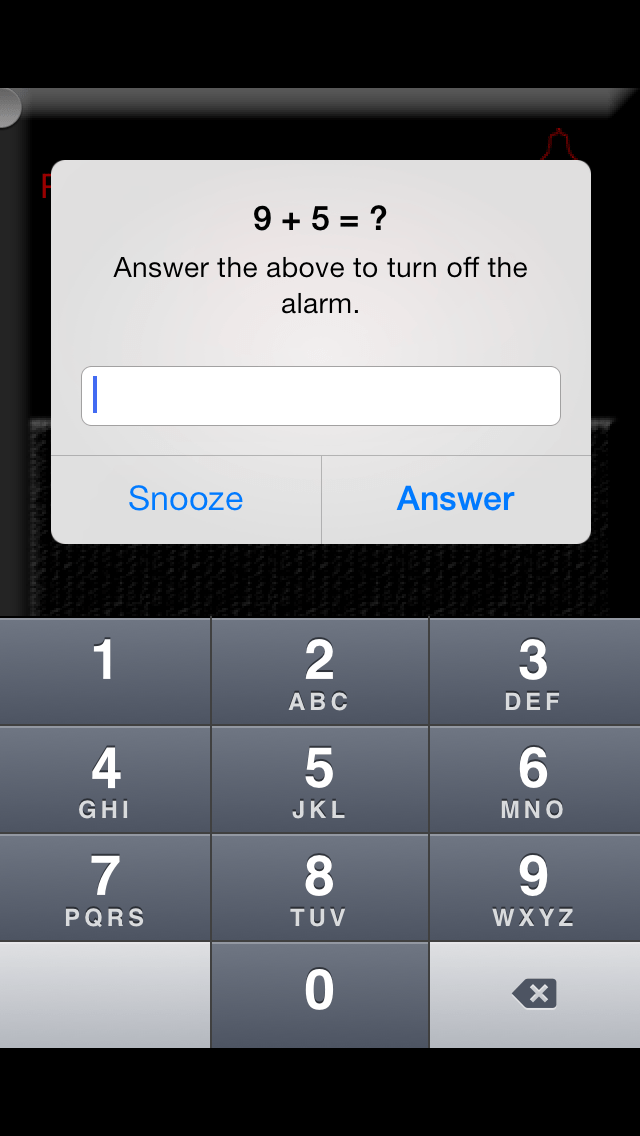 Basic Alarm Clock