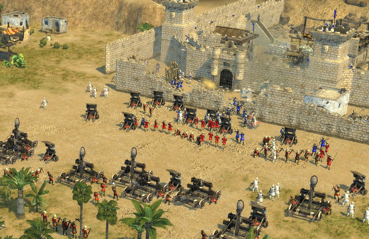 The killer PC games of holiday 2014  A comprehensive guide   PCWorld stronghold crusader ii