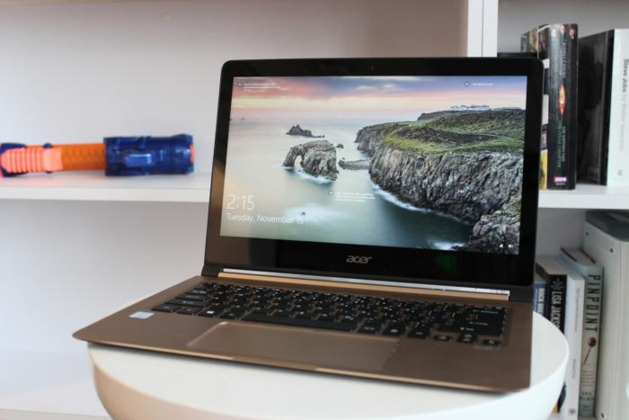 Acer Swift 7 Review The World S Thinnest Laptop Is