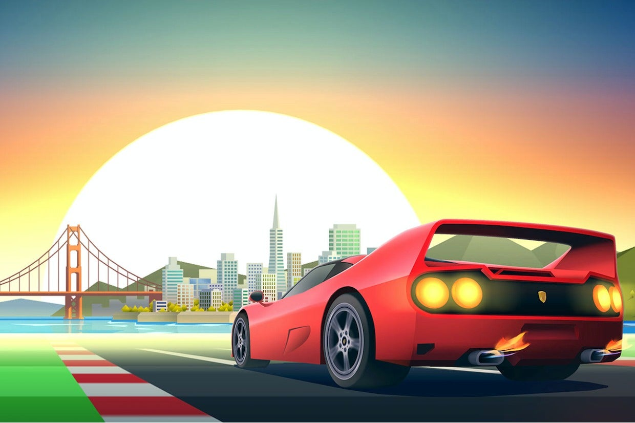 The 12 best iPhone and iPad racing games   Macworld Aquiris Game Studio