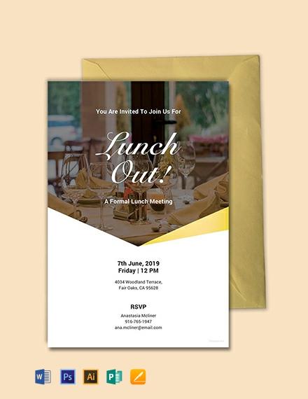 Fully Customizable Invitations