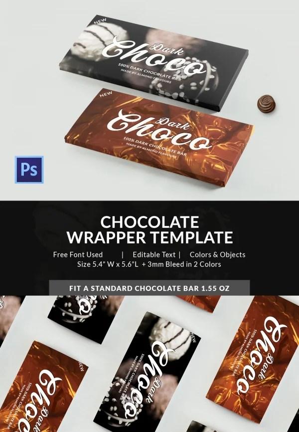 25 Excellent Chocolate Packaging Designs Free Amp Premium