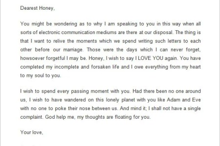 Cute Things To Write To Your Boyfriend In A Letter