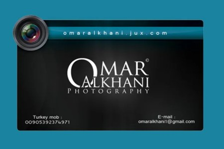 Business Card Blank Background Design Simple Red Geometric Black Haci