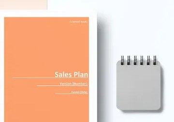 Grabs Full Pixels » Financial Business Plan Templates   8  Free   Premium Word  Excel     Sample Sales Plan Template