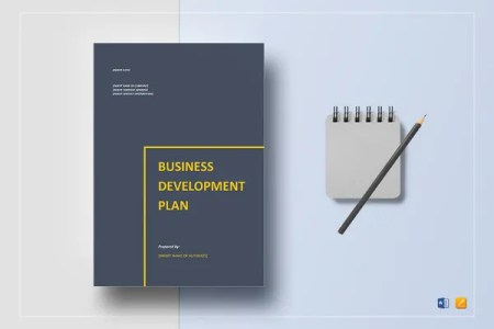 Software Development Plan Template   Free   Premium Templates Simple Business Development Plan Template