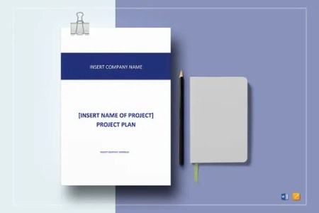 Project Implementation Plan Template   5  Free Word  Excel Documents     Simple Project Plan Template