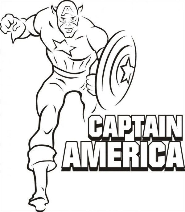 coloring pages of superheroes # 11