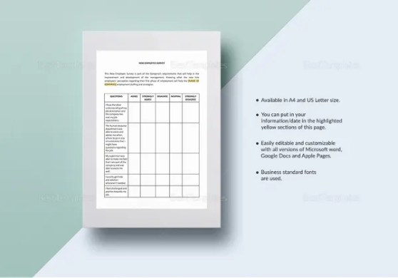 employee self evaluation template » Full HD MAPS Locations - Another ...