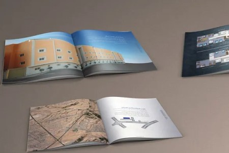 20  Real Estate Brochures     Free PSD  EPS  Word  PDF  InDesign     Free Real Estate Brochure Template with Map