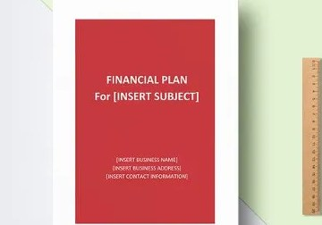 Grabs Full Pixels » Financial Business Plan Template   13  Free Word  Excel  PDF Format     Financial Plan Word Template