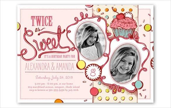 Printable Invitations 13th Birthday