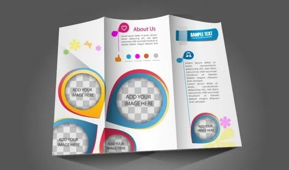 40  Free Brochure Templates     Free PSD  EPS  AI  Illustrator Format     Free Vector Tri Fold Brochure AI Format Download