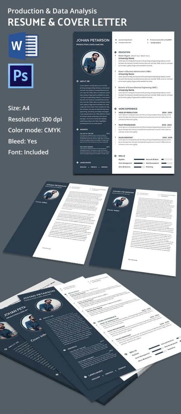 Free Resume Template For Mac  Grad Free Creative Resume Templates     Creative Resume Templates Free Psd Eps Format Download Free
