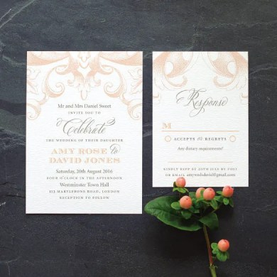 35  Traditional Wedding Invitations   PSD   Free   Premium Templates Beautiful Vintage Wedding Invitation