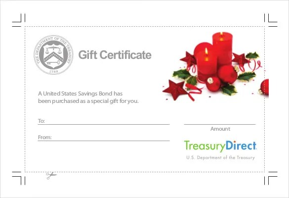 Holiday Gift Certificate Template     20  Free PDF  JPG  PSD  Format     Free Download PDF Format Holiday Gift Certificate Template