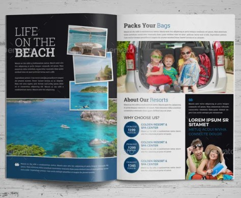 travel brochure content   Kleo beachfix co travel brochure content