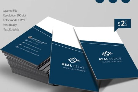 Real Estate Business Card Template   Free   Premium Templates Business cards offer more than just the nameplate  It paves the road to the  opportunity  be it a business pact  a new relationship  Don t underestimate  it