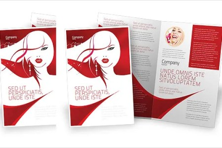 Brochure Template Word   41  Free Word Documents Download    Free     glamours brochure word template