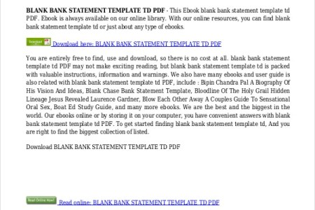 Best cover letter template 2018 blank bank statement template with blank bank statement template download our new free templates collection our battle tested template designs are proven to land interviews fandeluxe Images