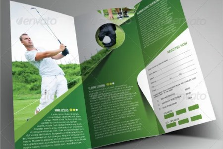 golf brochure template   Gotta yotti co golf brochure template