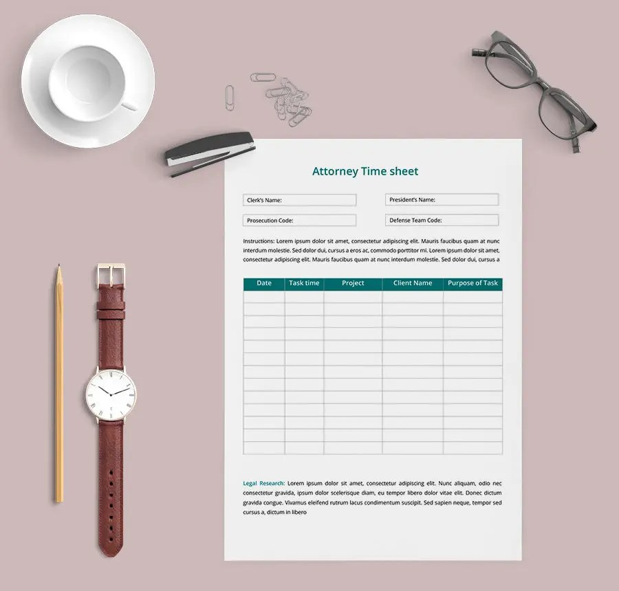 Luxury Timesheet Design Festooning   Administrative Officer Cover     10  Free Time Sheet Templates   Daily  Monthly  Weekly  Bi Weekly
